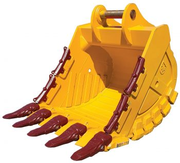 Cat 325-329 Rock Bucket 1.4m3