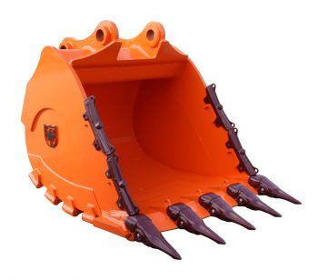 Rock Bucket 1.6m3 Hitachi ZX350LCH-3