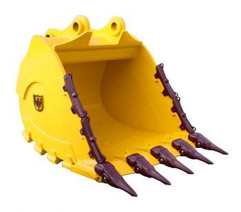 Rock Bucket 1.6m3 Sumitomo SH330-6