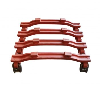 Clark Bogie Track Extension Set FX – 2x 4 cleat sections