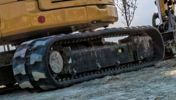 Maintaining Your Rubber Tracks