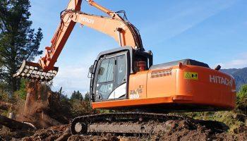 Hitachi ZX240LC-3 Excavator