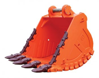 Hitachi EX1200 Rock Bucket 5.2m3