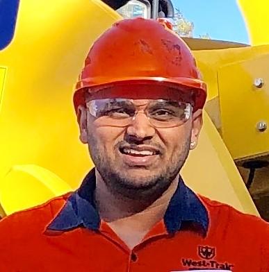 Satwinder Singh | Design Engineer / Field Technician